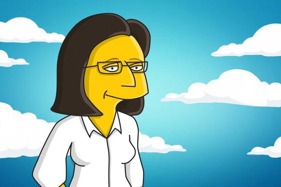 Mirka Simpsonová
