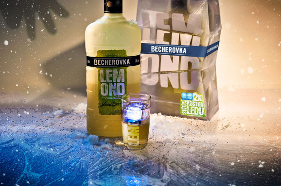 Becherovka Lemond Gift Box