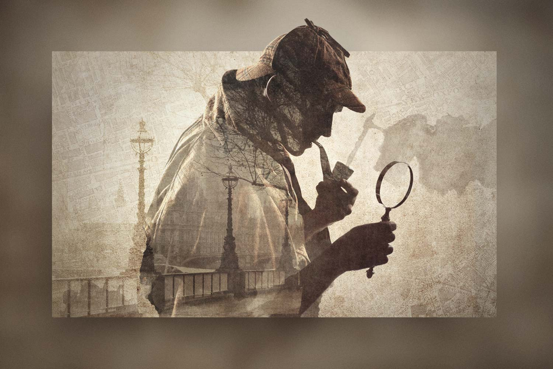 Úniková hra Sherlock