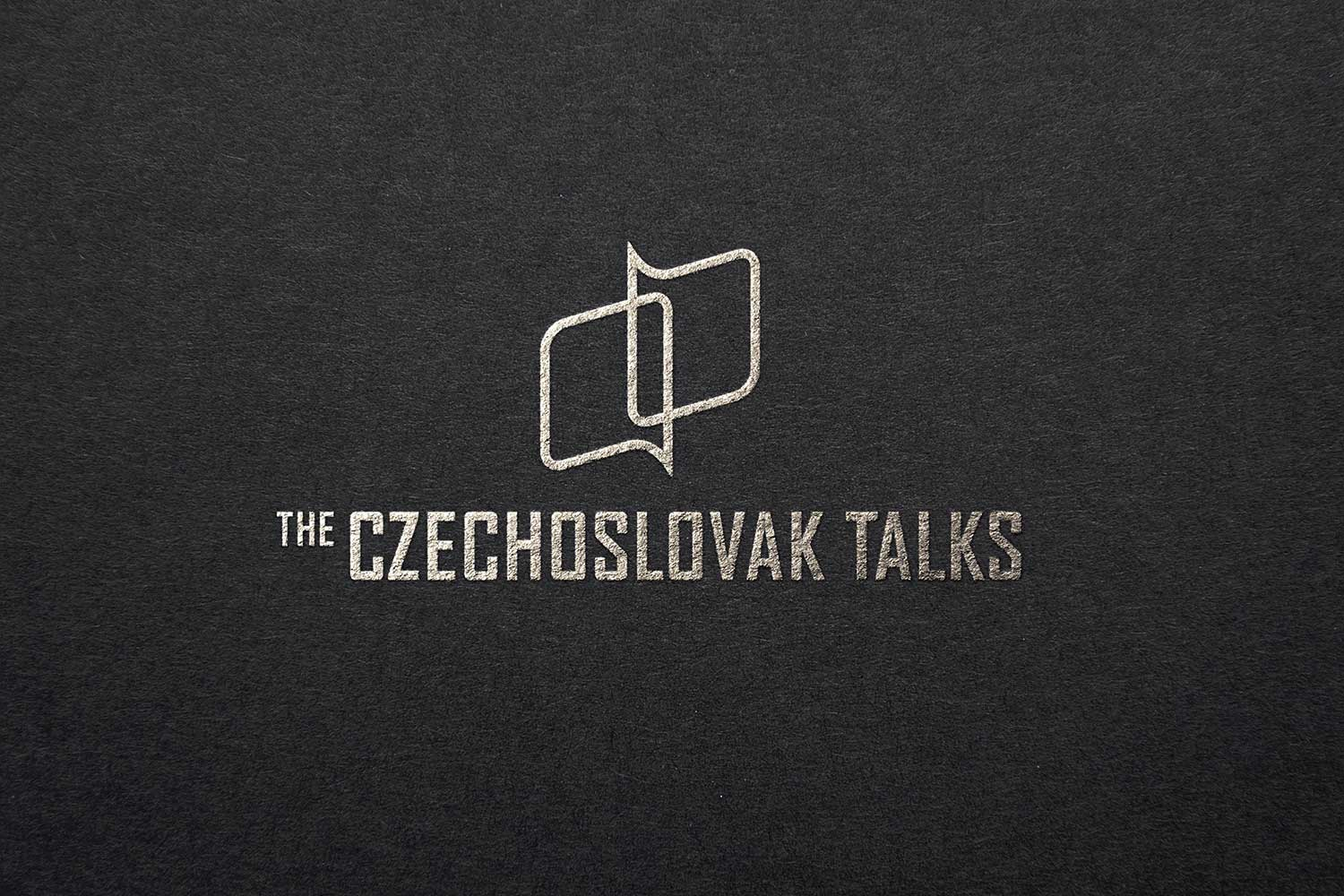 Czechoslovak Talks / Logotyp