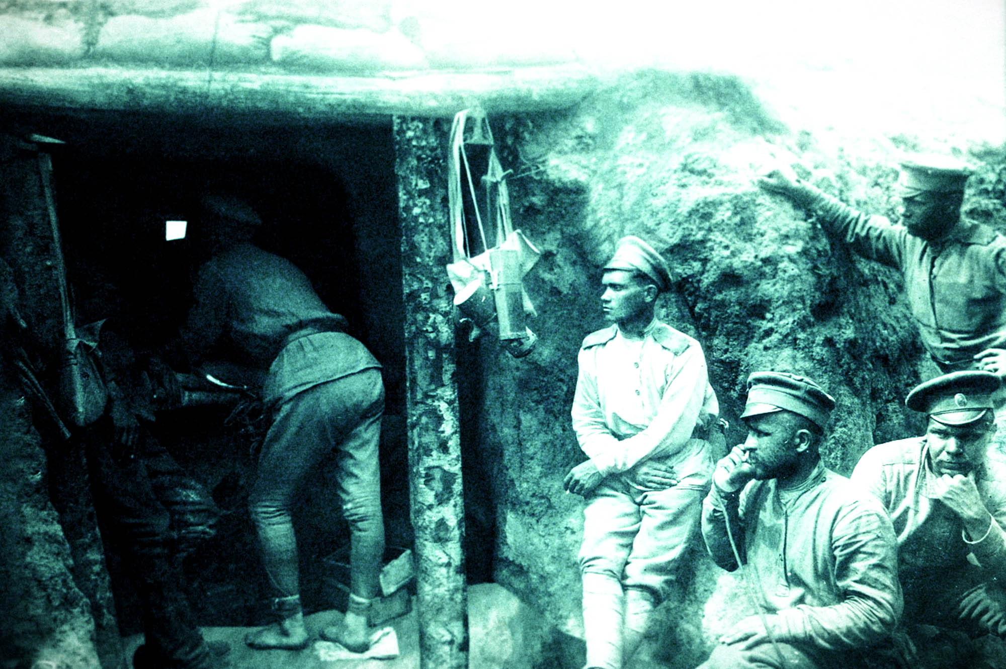 Raport o Velké válce