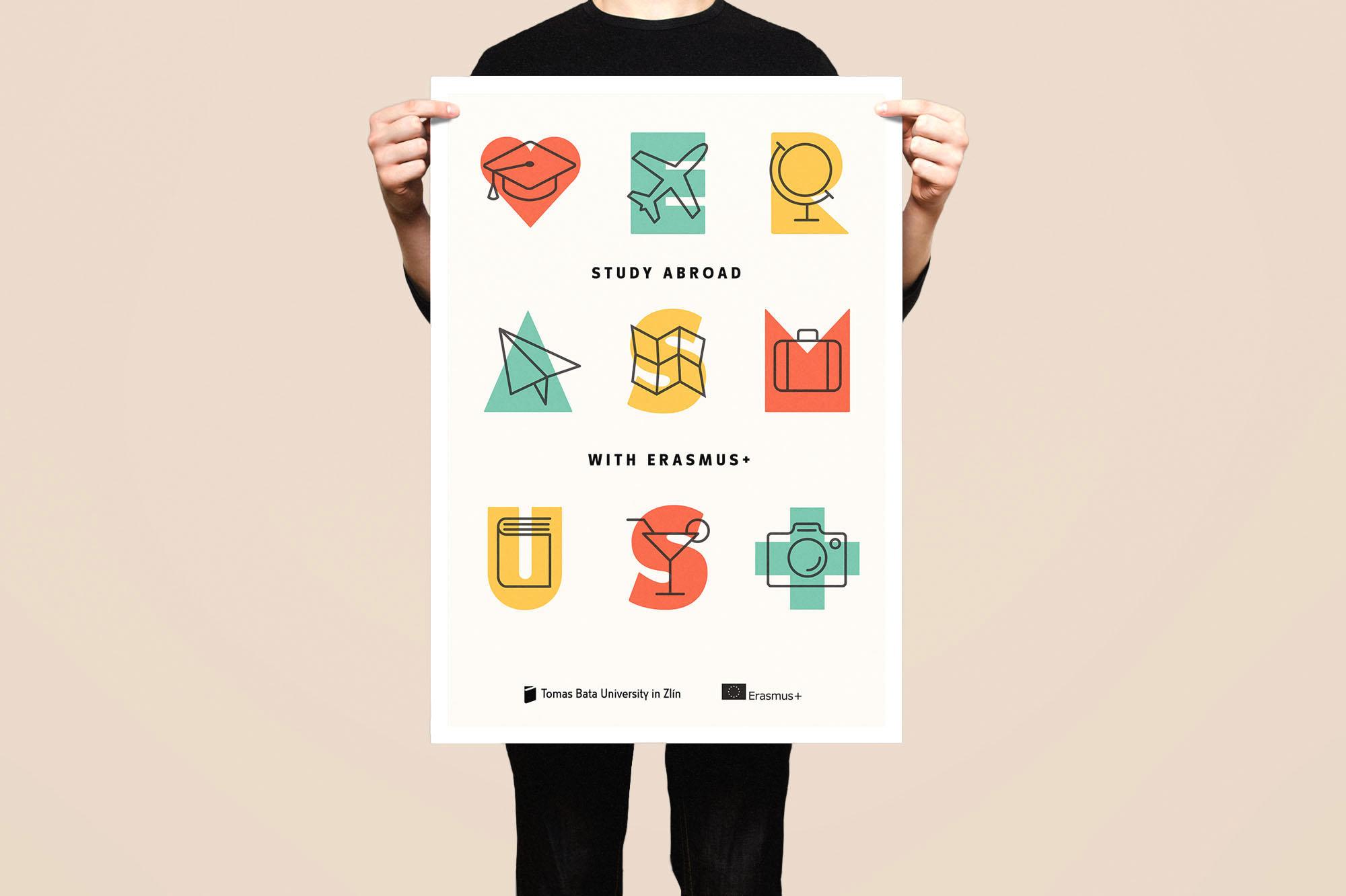 Erasmus Poster EN