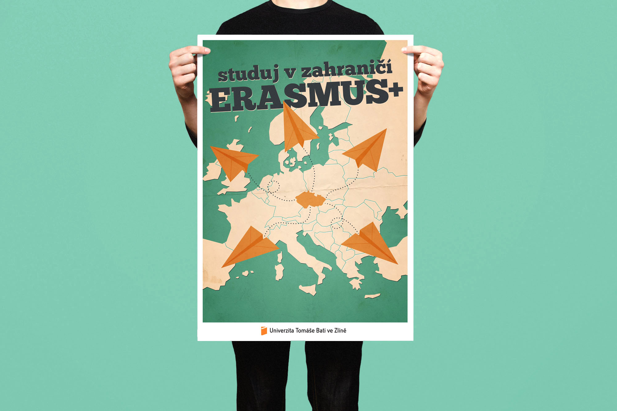 Erasmus Poster / Alternate Version