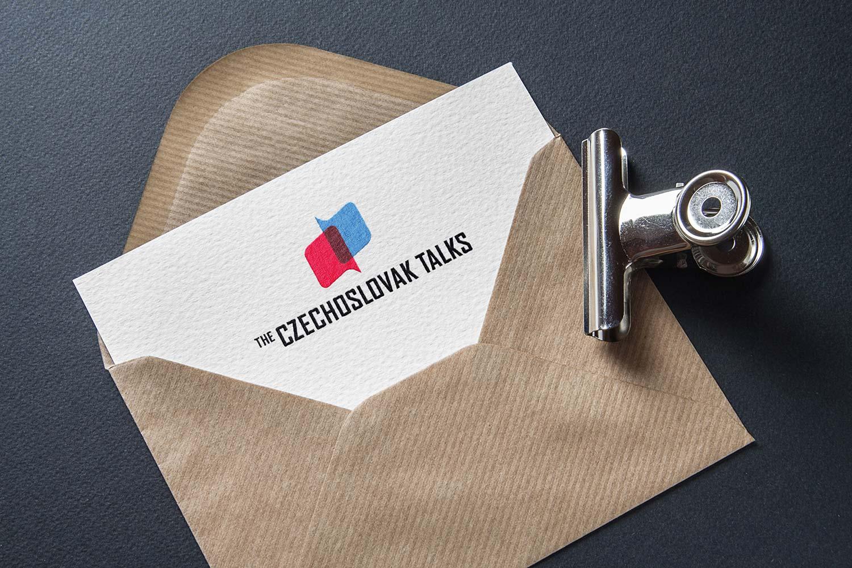 Czechoslovak Talks / Logotyp